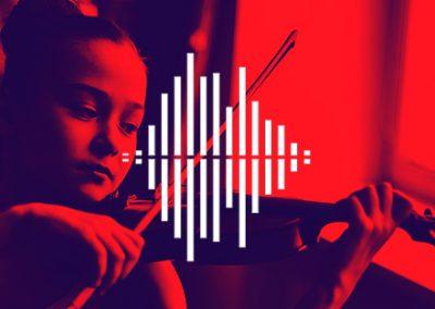 Project: Christchurch School of Music Brand