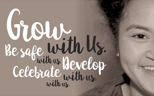 Emerge aotearoa social services design graphic branding brand christchurch g&a