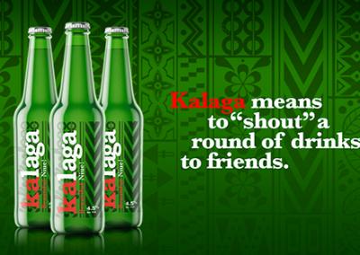 Project: Niue's Kalaga Beer Brand