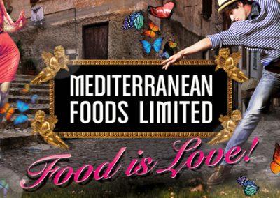 Project: Mediterranean Foods