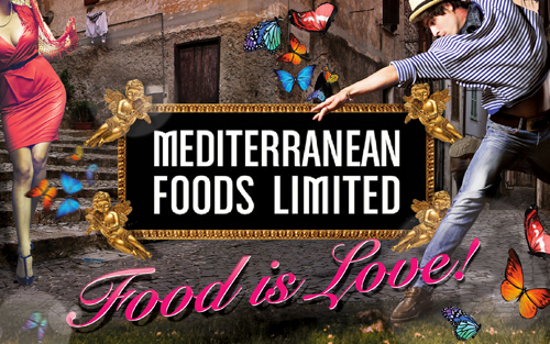 Project: Mediterranean Foods