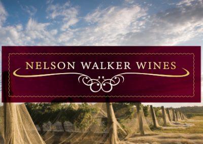 Project: Nelson Walker Wines