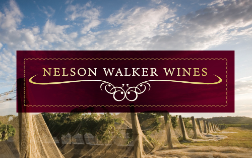 Project: Nelson Walker Wines