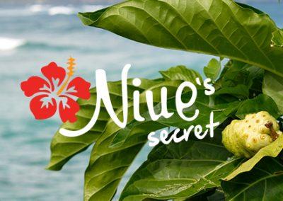 Project: Niue Noni Juice Labels