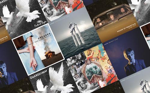 Album Cover Art Design New Zealand