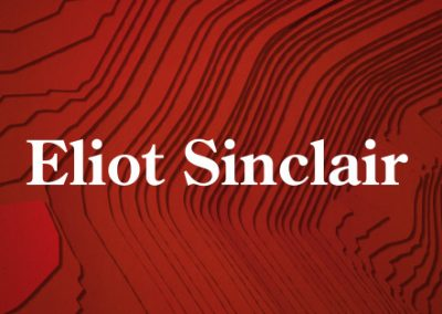 Project: Eliot Sinclair Rebrand and Website