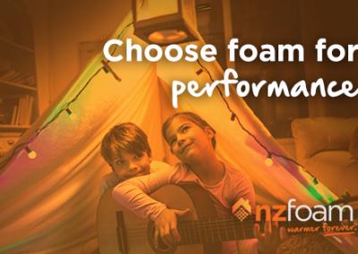 Project: NZFoam Brand Development